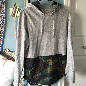 NWOT On the Byas hoodie